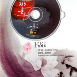 [MP3] Friday Chinese Music Therapy – Water Tone – Kidney Channel