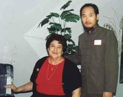 Patient Anna and Master Shen Wu
